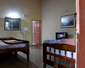 chikmagalur resort & homestay room